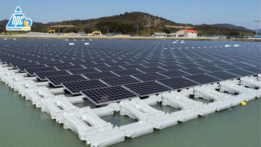 Giải pháp solar kết hợp iot